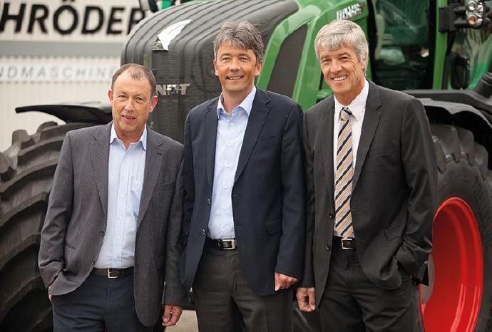 シュレーダーグループを率いる創業家ファミリー  シュレーダー3兄弟